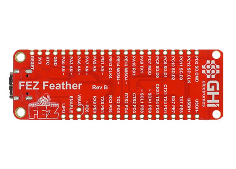 FEZFeather-Back
